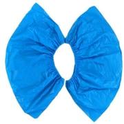 Keystone SC-CPE-HD-XL-BL-1BAG Polyethylene Shoe Covers, Blue