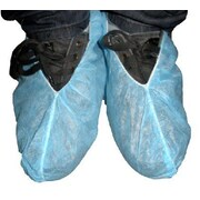 Keystone SC-NWI-BLUE Polypropylene Shoe Covers, Blue