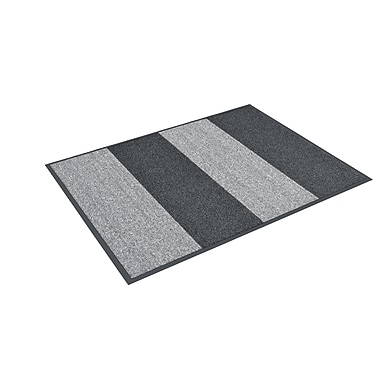 HomeTrax Designs Synthetic Fiber Door Mat 48