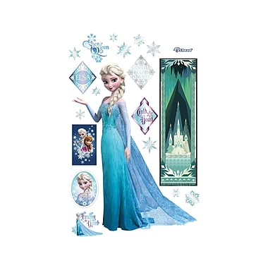 Fathead Snow Queen Elsa Wall Decal