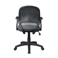 Techni Mobili Mid-Back Mesh Secretarial Task Chair