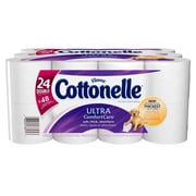 Cottonelle® Ultra Comfort Care Double Roll Toilet Paper, 24 Rolls