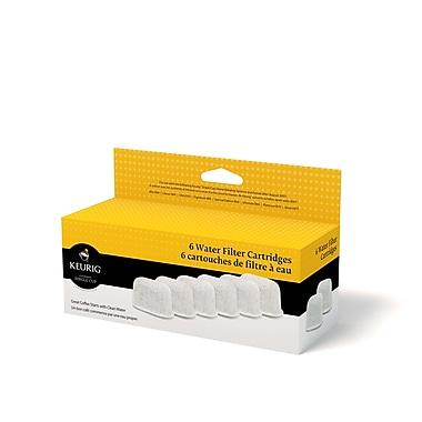 Keurig Water Filter Refill, 6/Pack