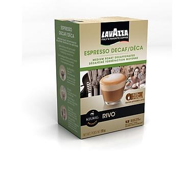 Lavazza Espresso Decaf Rivo Pack, 18 Refills
