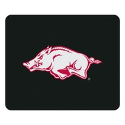 "Centon 8.5"" Black Classic Mouse Pad, University Of Arkansas - Fayetteville"