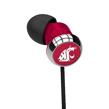 Centon OTM™ S1 - CEB Red In-Ear Headphone, Washington State University