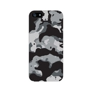 Centon OTM™ Matte Rugged Collection Case For iPhone 5, Black/Camo