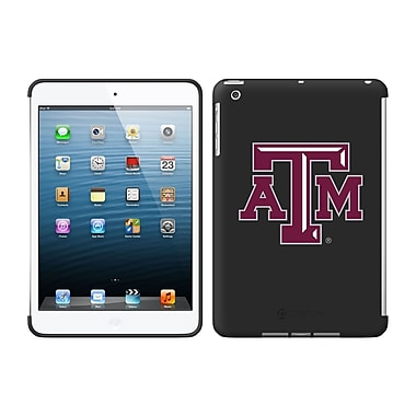 Centon TPU Black Classic Shell Case For iPad Mini, Texas A&M University