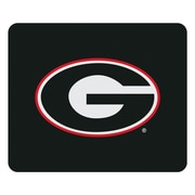"Centon 8.5"" Black Classic Mouse Pad, University Of Georgia"