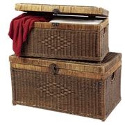 Ibolili Rattan Chest; Large
