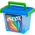 Crayola  Pencil Case 1.98in. X 5.24in., Blue