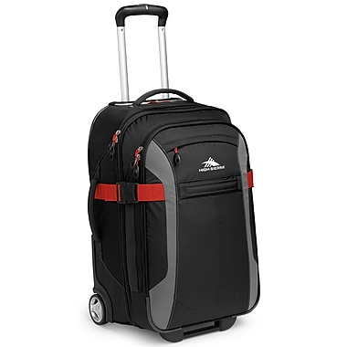 High Sierra Polyester Sportour Suitcase 22