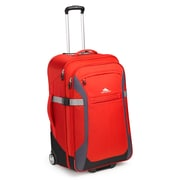 "High Sierra Nylon & Polyester Wheeled Upright 30"", Mercury Red"