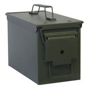 Buffalo Tools Army Style Metal Storage Box