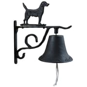 Buffalo Tools Outdoor Country Bell Set, Black