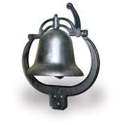 Buffalo Tools Sportsman™ Cast Iron Farm Bell, Black