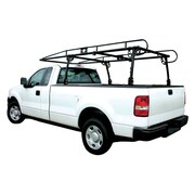 Buffalo Tools Pro Series Steel Multi Use Truck Rack, Black