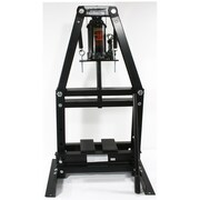 Buffalo Tools Black Bull™ Steel A-Frame Shop Press, 12 Ton