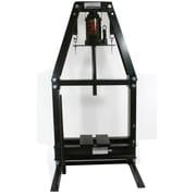 Buffalo Tools Black Bull™ Steel A-Frame Shop Press, 20 Ton