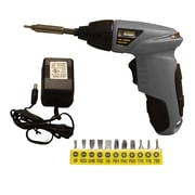 "Pro Series PS07259 4.8 V Cordless Palm Drill Kit, 1"" - 1/4"" Magnetic Bit Holder"