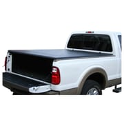 Buffalo Tools Pro Series Tonneau Truck Bed Cover For Ford F150 55, Black