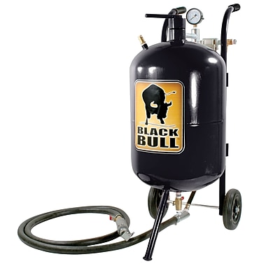 Buffalo Tools Black Bull™ 10 gal Pressure Abrasive Blaster