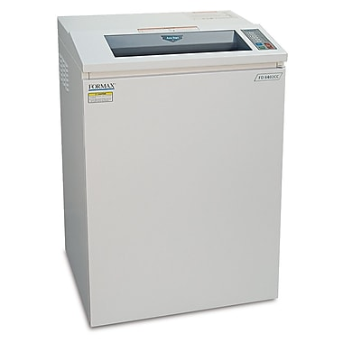 Formax® FD 8402 26-Sheet Cross-Cut Office Shredder