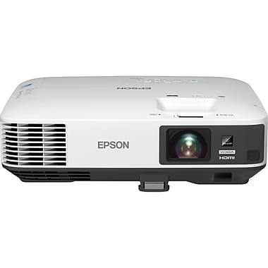 Epson® Powerlite® 1975W Wireless 3Lcd Multimedia Projector, Wxga