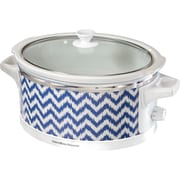 Hamilton Beach® Wrap and Serve™ 6 Quart Slow Cooker, White