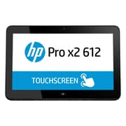 HP® Pro x2 612 G1 12.5 Tablet PC, Intel Dual-Core i3-4012Y 1.50 GHz 64GB SSD
