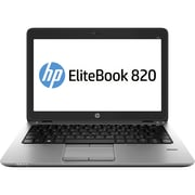 HP® EliteBook 820 G1 12.5 Notebook PC, Intel Dual-Core i5-4310U 1.9 GHz 500GB