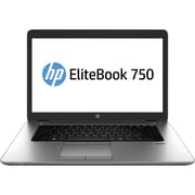 HP® EliteBook 750 G1 15.6 Notebook PC, Intel Dual-Core i5-4210U 1.7 GHz