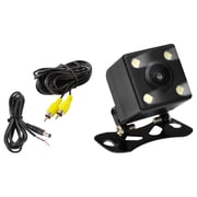 Pyle® PLCM4LED Rear View Camera With Night Vision LED Lights And Distance Scale Lines