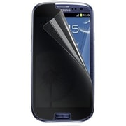 Cellairis® Privacy Screen Protector For Samsung Galaxy S III, Clear/Black