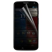 Cellairis® Privacy Screen Protector For Motorola Moto X, Clear/Black