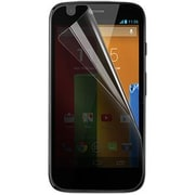 Cellairis® Privacy Screen Protector For Motorola Moto G, Clear/Black