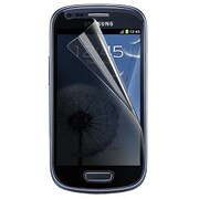 Cellairis® Privacy Screen Protector For Samsung Galaxy S3 Mini, Clear/Black