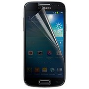 Cellairis® Privacy Screen Protector For Samsung Galaxy S4 Mini, Clear/Black