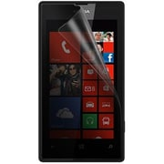 Cellairis® Privacy Screen Protector For Nokia Lumia 520, Clear/Black