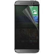 Cellairis® Privacy Screen Protector For HTC One M8, Clear/Black
