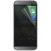 Cellairis® Privacy Screen Protector For HTC One M7, Clear/Black