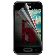 Cellairis® Privacy Screen Protector For LG Optimus Exceed 2 L70, Clear/Black