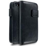 Cellairis® Envoy Diary Case For iPhone 5/5S, Black