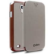 Cellairis® Bespoke™ Docket Diary Case For Samsung Galaxy S4, Brown