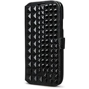 Cellairis® DeBari® Duet Spike It Up Sterlyn Diary Case For Samsung Galaxy S5, Black