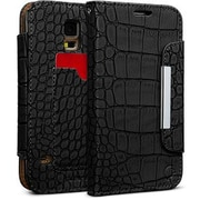 Cellairis® Bespoke™ Wristlet Alligator Diary Case For Samsung Galaxy S5, Black