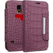 Cellairis® Bespoke™ Wristlet Alligator Diary Case For Samsung Galaxy S5, Purple