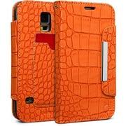 Cellairis® Bespoke™ Wristlet Alligator Diary Case For Samsung Galaxy S5, Orange