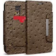 Cellairis® Bespoke™ Wristlet Ostrich Diary Case For Samsung Galaxy S5, Copper
