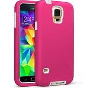 Cellairis® Challenger Rapture® Elite Case For Samsung Galaxy S5, Hot Pink/White